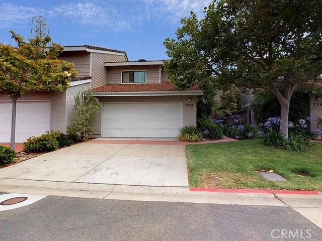 294  Via San Blas, San Luis Obispo, California