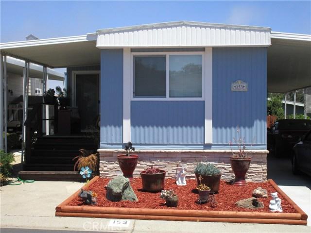 633 Ramona Avenue 153, Los Osos, CA 93402