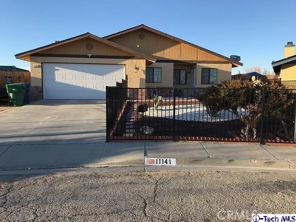 11141 Rome Beauty Drive, California City, CA 93505