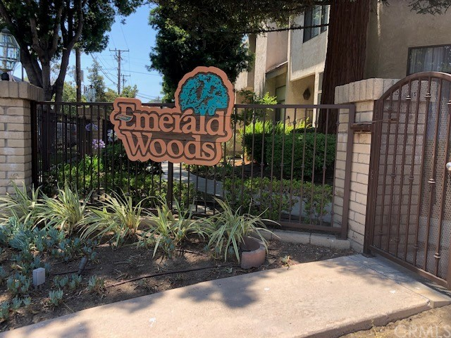 """Welcome to the gated community of """" Emerald Wood"""", located in West Torrance. This end unit provides a bright and spacious layout featuring 3 bedrooms and 2.5 baths. The Master Bedroom is a master suite. There are two fireplaces located in the living room and the master suite. Clean unit. Washer and Dryer come included inside the unit. No pets please."""