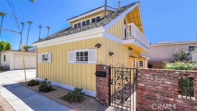 2711 Seaview Avenue, Corona del Mar, CA 92625