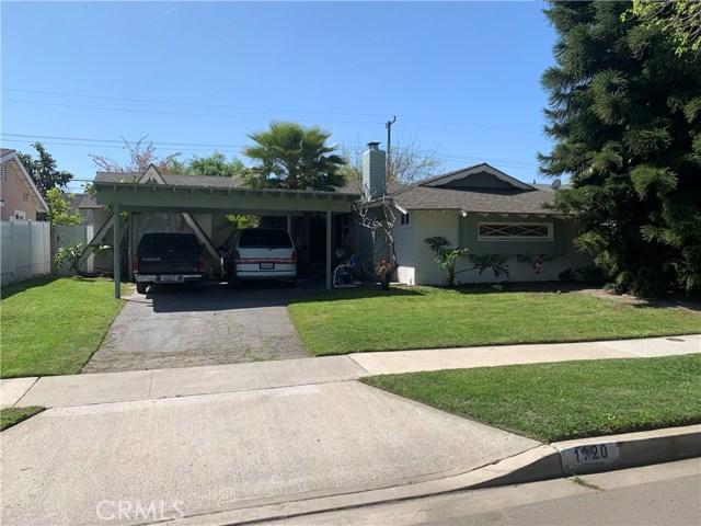 1720 W Park Lane, Santa Ana, CA 92706