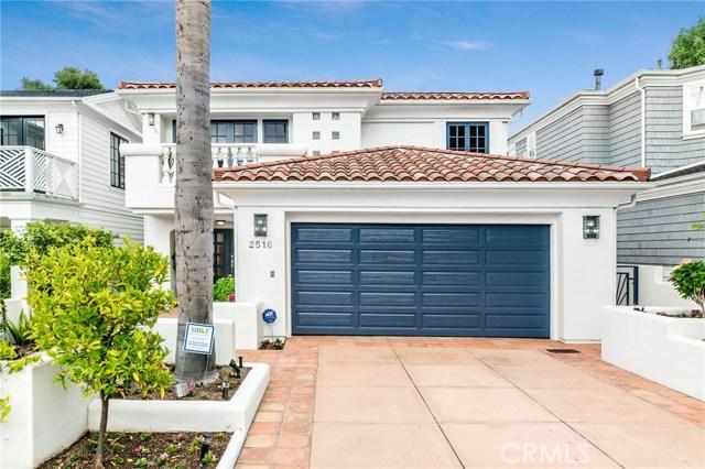 2516 Pacific Avenue, Manhattan Beach, California 90266, 4 Bedrooms Bedrooms, ,3 BathroomsBathrooms,For Sale,Pacific,SB20122478