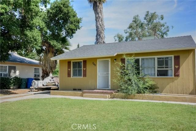 840 W 29th Street, San Bernardino, CA 92405