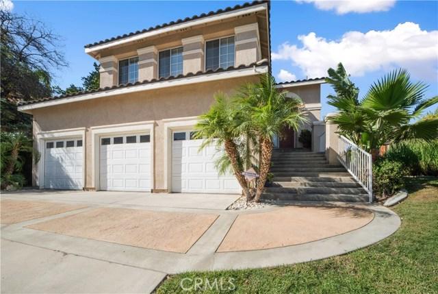 848 Villa Montes Circle, Corona, CA 92879