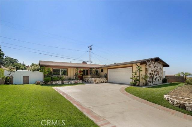 1460 Sunnyslope Drive, Monterey Park, CA 91754