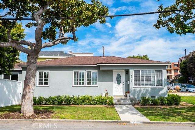 203 W Walnut Avenue, El Segundo, CA 90245