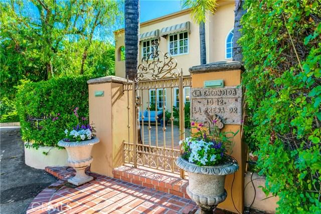 1042 La Presa Drive, Pasadena, CA 91107