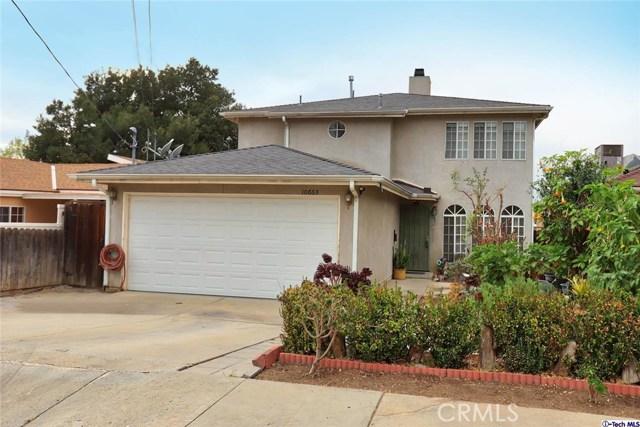 10663 Mather Avenue, Sunland, CA 91040