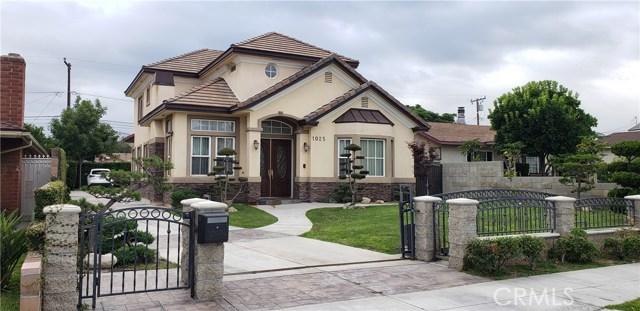 1025 Montecito Drive, San Gabriel, CA 91776