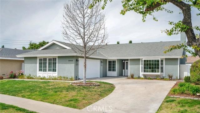14441 Cloverbrook Drive, Tustin, CA 92780
