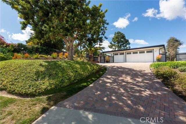 9 Sunnyfield Drive, Rolling Hills Estates, CA 90274