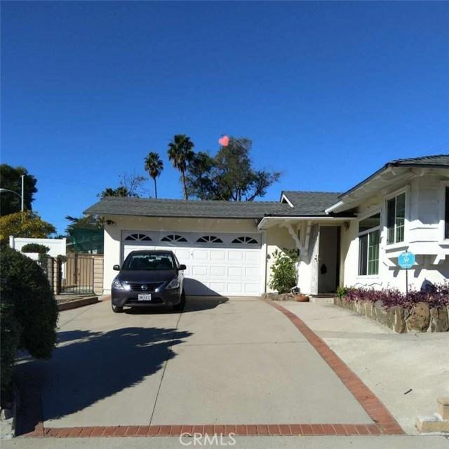 585 Van Buren Drive, Monterey Park, CA 91755
