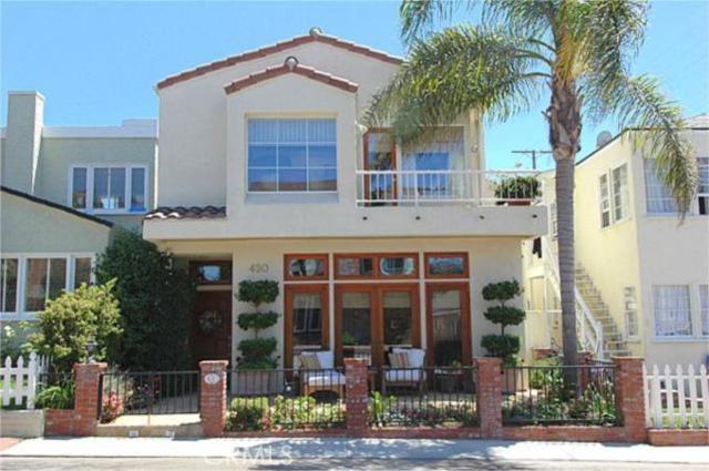 420 30th Street, Manhattan Beach, California 90266, 4 Bedrooms Bedrooms, ,2 BathroomsBathrooms,For Sale,30th,S953088