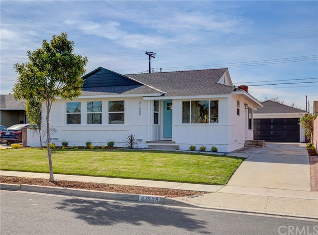 21509 Ladeene Avenue, Torrance, CA 90503