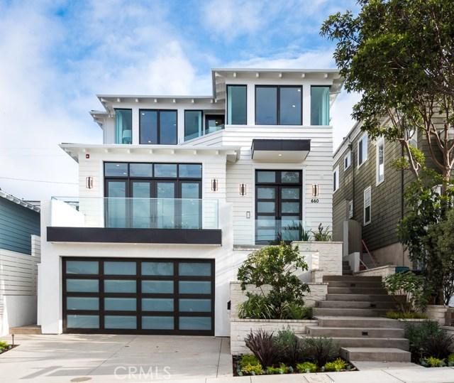 660 19th Street, Manhattan Beach, California 90266, 5 Bedrooms Bedrooms, ,2 BathroomsBathrooms,For Sale,19th,SB18065776