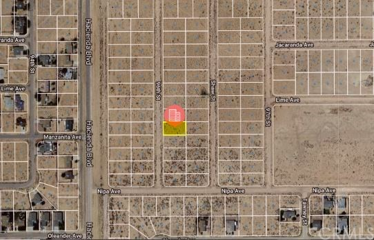 0 96th Street, California City, CA 93504
