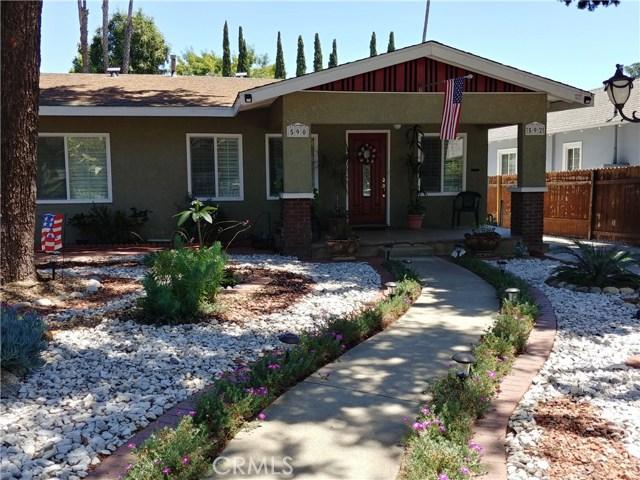 590 N El Molino Avenue, Pasadena, CA 91101