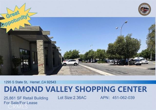 1295 S State Street, Hemet, CA 92543