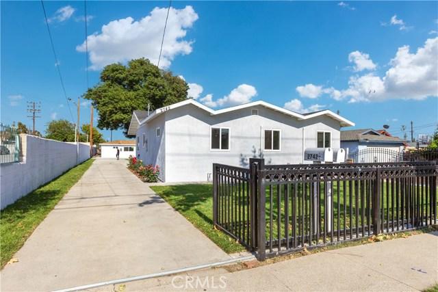 2742 Muscatel Avenue, Rosemead, CA 91770