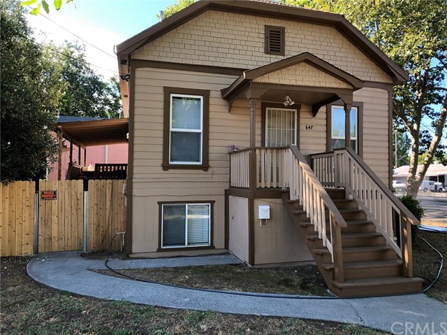 647 W 8th Street, Chico, CA 95928