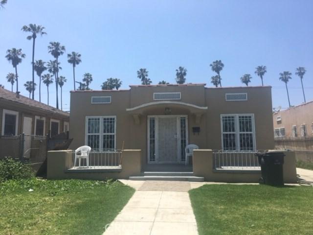 5607 S Wilton Place, Los Angeles, CA 90062