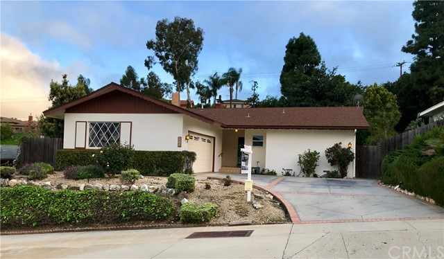 2058 Santa Rena Drive, Rancho Palos Verdes, California 90275, 4 Bedrooms Bedrooms, ,2 BathroomsBathrooms,Single family residence,For Sale,Santa Rena,SB19068769