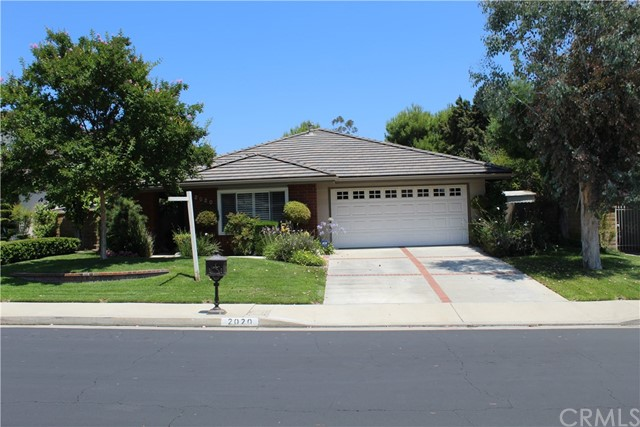 2020 Foothill Drive, Fullerton, CA 92833