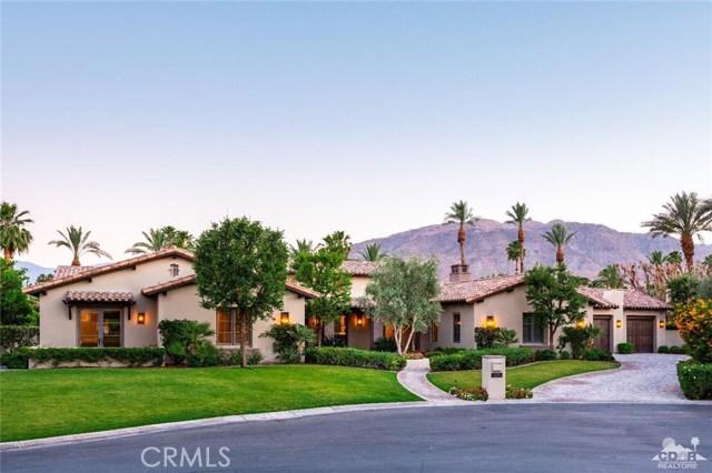 72280 Tanglewood Lane, Rancho Mirage, CA 92270