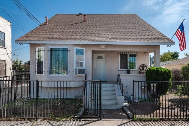 2516 Naomi Avenue, Los Angeles, CA 90011