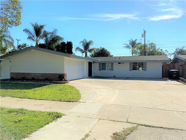 1244 W Cherry Drive, Orange, California