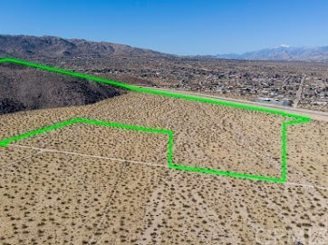 11 BORDER, Joshua Tree, CA 92252