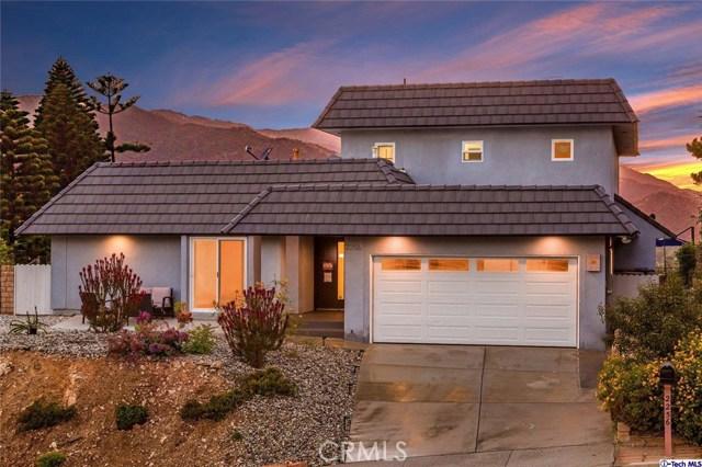2256 El Arbolita Drive, Glendale, CA 91208