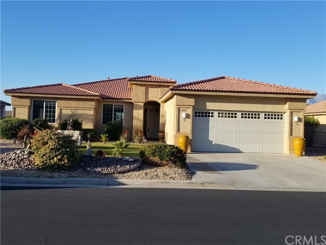 65071 N Cliff Circle, Desert Hot Springs, CA 92240