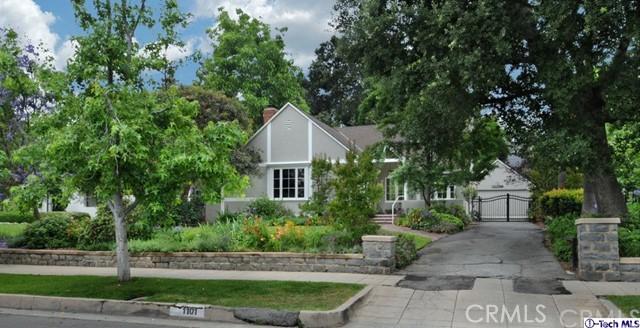 1101 E Woodbury Road, Pasadena, CA 91104
