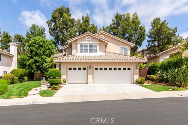 4 Via Indomado, Rancho Santa Margarita, CA 92688