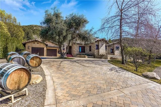 16292 Jackson Ranch Rd, Silverado Canyon, CA 92676 Photo