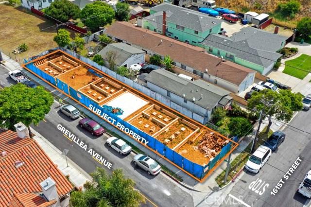 16018 Grevillea, Lawndale, California 90260, ,Land,For Sale,Grevillea,PW20112617