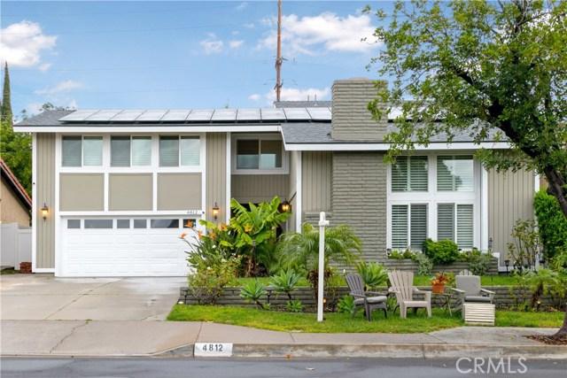 4812 Granada Drive, Yorba Linda, CA 92886