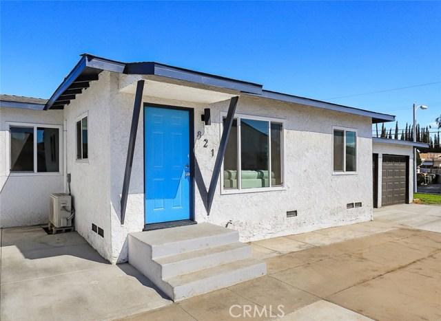 821 S Olive Avenue, Alhambra, CA 91803