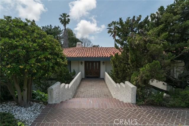 1309 Via Gabriel, Palos Verdes Estates, CA 90274