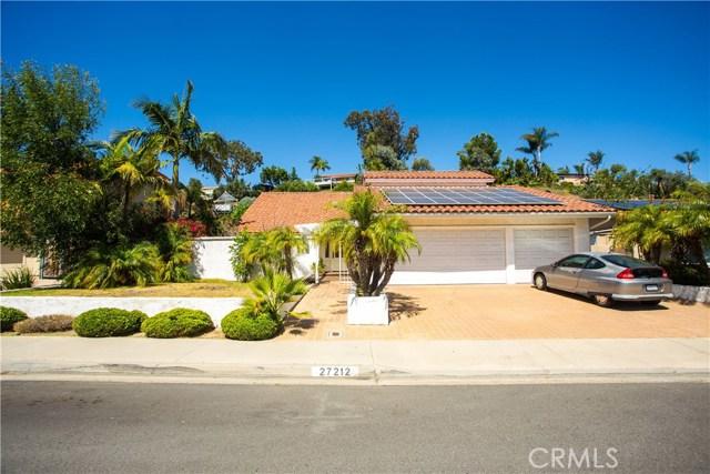 27212 Cordero Lane, Mission Viejo, CA 92691