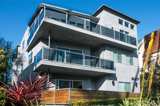Modern 3 bedroom condo in prime Santa Monica location just blocks from the beach. This newer construction unit features bright open floor plan with high ceilings, hardwood floors, french doors access a 500 SF outdoor space, walk-in closet, designer bath and kitchen with stainless appliances. Santa Monica-Malibu Unified School District. Priced unfurnished, can come furnished & short term. Ask agent for more details & available units!