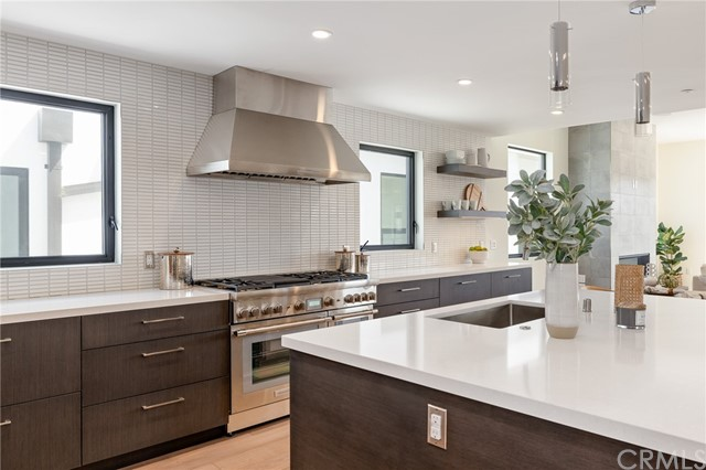 Stunning kitchen with quality craftsmanship and fine attention to detail