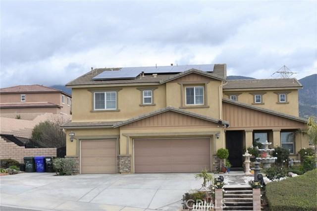 5451 N Pinnacle Lane, San Bernardino, CA 92407