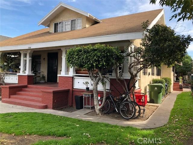 4206 Woodlawn Avenue, Los Angeles, CA 90011