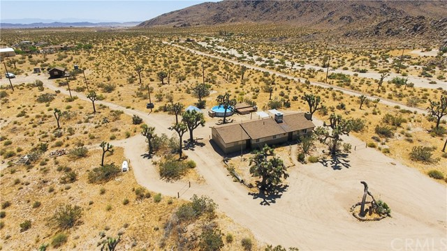 3881 Olympic Road, Joshua Tree, CA 92252