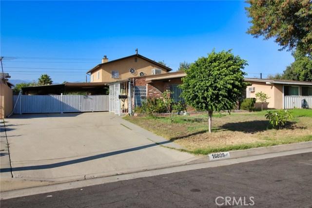 16809 E Brookport Street, Covina, CA 91722