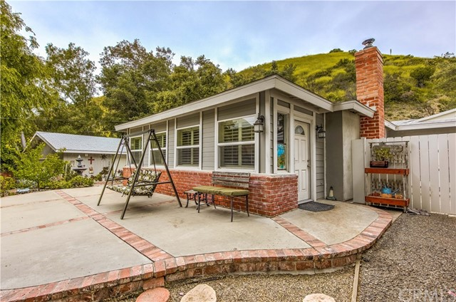 28511 Williams Canyon Road, Silverado Canyon, CA 92676