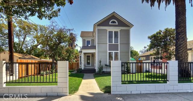 212 E Chestnut Avenue, Santa Ana, CA 92701